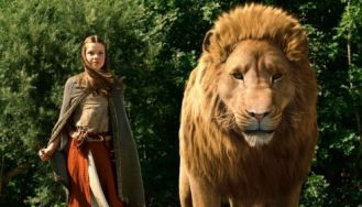 Lucy Pevensie/The Narnia Series